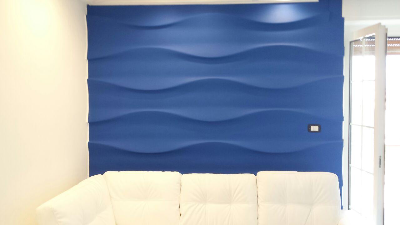 Pannelli 3d decorativi in gesso stucchi sorrentino for 3d interni