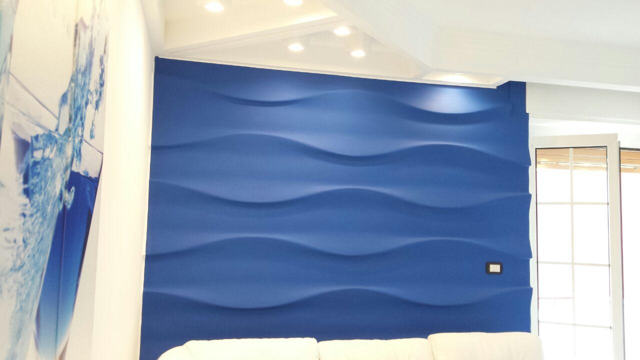 Pannelli 3d decorativi in gesso stucchi sorrentino - Pannelli decorativi 3d ...